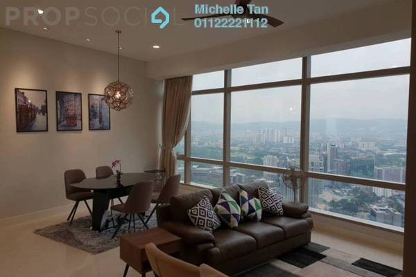 For Rent Serviced Residence at Banyan Tree, KLCC Freehold Fully Furnished 3R/3B 12k