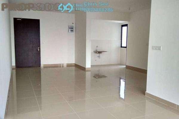 For Sale Condominium at Ken Rimba, Shah Alam Freehold Unfurnished 3R/2B 558k