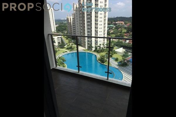 For Rent Condominium at Country Garden Danga Bay, Danga Bay Freehold Semi Furnished 2R/2B 1.5k