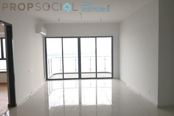 For Rent Condominium at Country Garden Danga Bay, Danga Bay Freehold Semi Furnished 3R/1B 2k