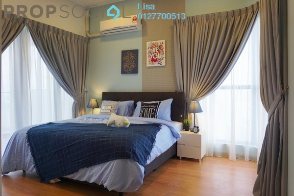 For Rent Condominium at Country Garden Danga Bay, Danga Bay Freehold Fully Furnished 3R/2B 2.8k