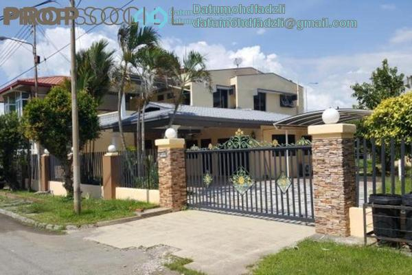 For Sale Semi-Detached at Taman Park, Kota Kinabalu Leasehold Unfurnished 5R/4B 950k