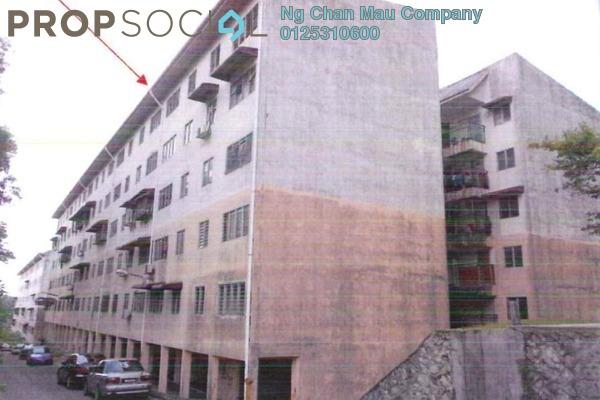 For Sale Apartment at Taman Equine, Seri Kembangan Leasehold Semi Furnished 3R/0B 110k