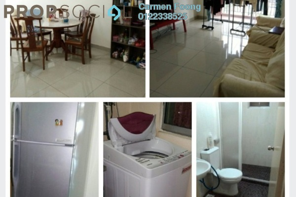 For Rent Condominium at Connaught Avenue, Cheras Freehold Fully Furnished 3R/2B 1.5k