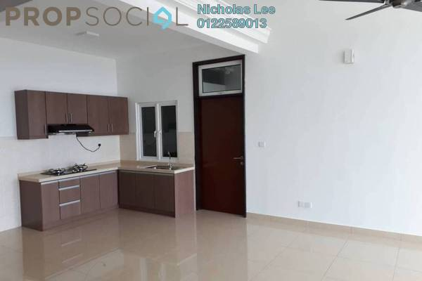 For Rent Condominium at Boulevard Serviced Apartment, Jalan Ipoh Freehold Semi Furnished 3R/2B 1.5k