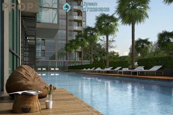 Condominium For Sale At Henna Residence The Quartz Wangsa Maju By
