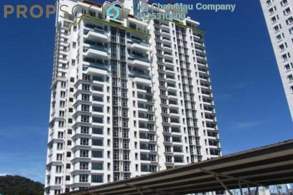 For Sale Condominium at Prince Tower @ 1 Borneo Condominium, Kota Kinabalu Freehold Semi Furnished 0R/0B 735k