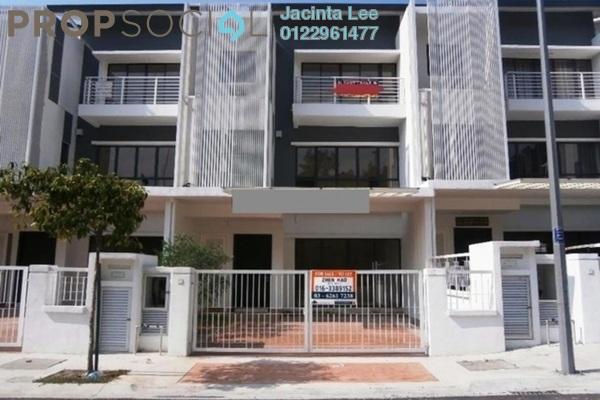For Sale Terrace at Almira 28 @ Sutera Damansara, Damansara Damai Freehold Semi Furnished 5R/5B 1.02m