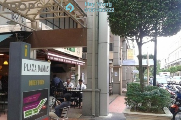 For Sale Shop at Plaza Damas, Sri Hartamas Freehold Semi Furnished 0R/0B 1.4m