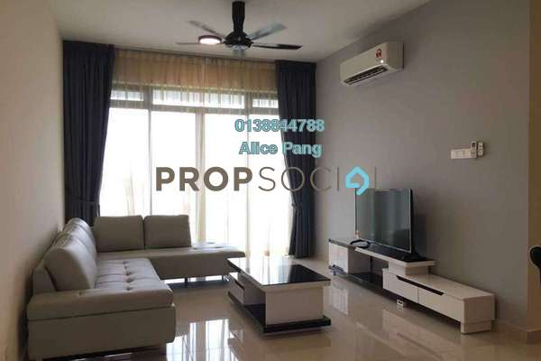 For Rent Condominium at Marinox Sky Villas, Seri Tanjung Pinang Freehold Fully Furnished 4R/2B 3.6k