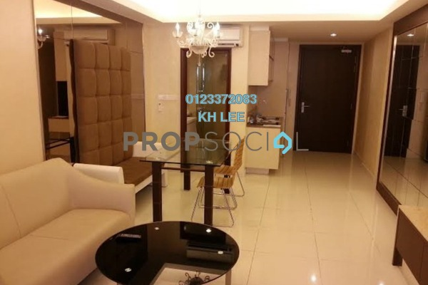 For Rent Serviced Residence at Chelsea, Sri Hartamas Freehold Fully Furnished 1R/1B 2k