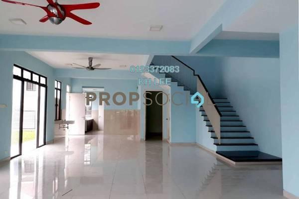 For Rent Superlink at Pentas, Alam Impian Freehold Semi Furnished 5R/5B 2k