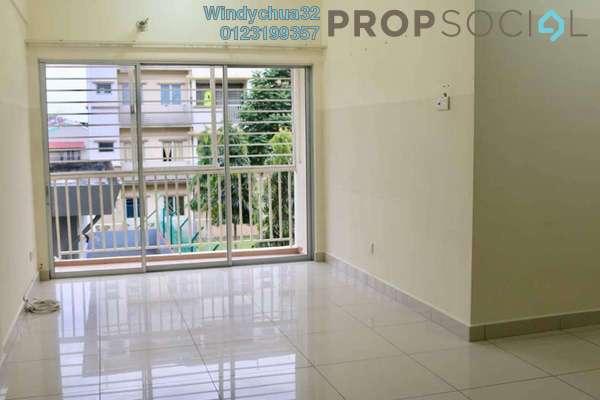 For Rent Apartment at Taman Cheras Intan, Batu 9 Cheras Freehold Unfurnished 3R/2B 1k