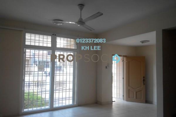 For Rent Terrace at Alam Nusantara, Setia Alam Freehold Unfurnished 4R/3B 1.2k
