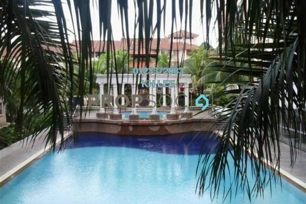 For Rent Apartment at Pelangi Heights, Klang Freehold Semi Furnished 3R/2B 1.3k