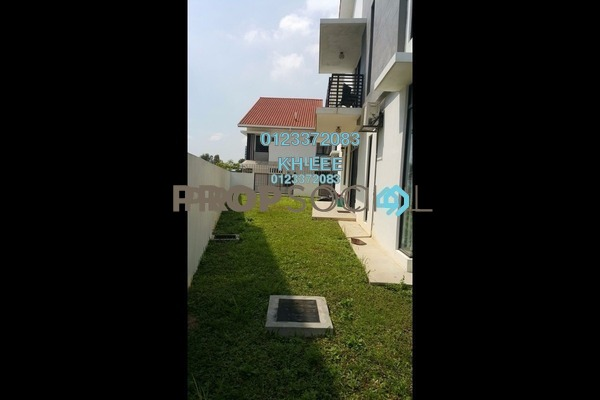 For Sale Superlink at Pentas, Alam Impian Freehold Semi Furnished 5R/5B 1.2m