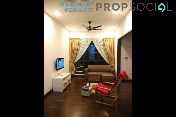 For Rent Condominium at V Residence @ Sunway Velocity, Cheras Freehold Fully Furnished 1R/1B 2.5k