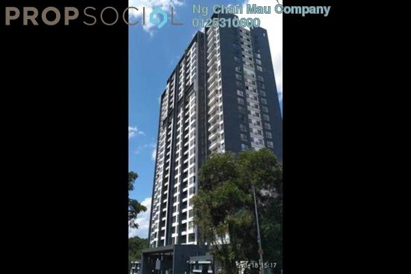 For Sale Condominium at Residensi Sembilan Cheras, Batu 9 Cheras Freehold Semi Furnished 0R/0B 560k