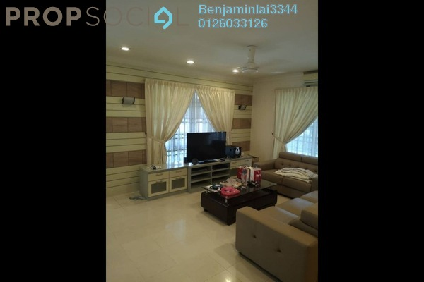For Rent Terrace at Amelia, Desa ParkCity Freehold Fully Furnished 5R/4B 6.5k