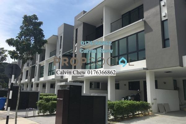 For Sale Townhouse at Primer Garden Town Villas, Cahaya SPK Freehold Unfurnished 3R/0B 449k
