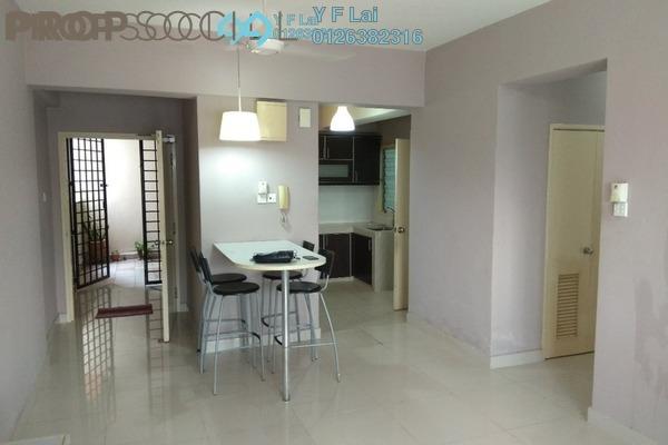 For Sale Condominium at Casa Desa, Taman Desa Freehold Fully Furnished 3R/2B 568k