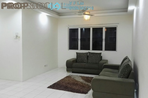 For Sale Condominium at Cengal Condominium, Bandar Sri Permaisuri Freehold Semi Furnished 2R/2B 398k