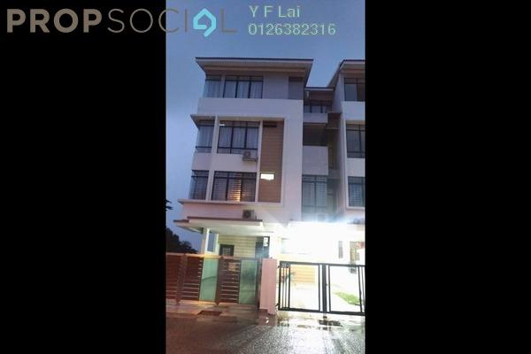 For Rent Villa at Taman Tasik Prima, Puchong Freehold Fully Furnished 4R/4B 2.6k