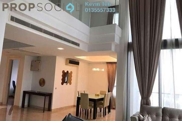 For Sale Condominium at Lumina Kiara, Mont Kiara Freehold Fully Furnished 4R/5B 2m