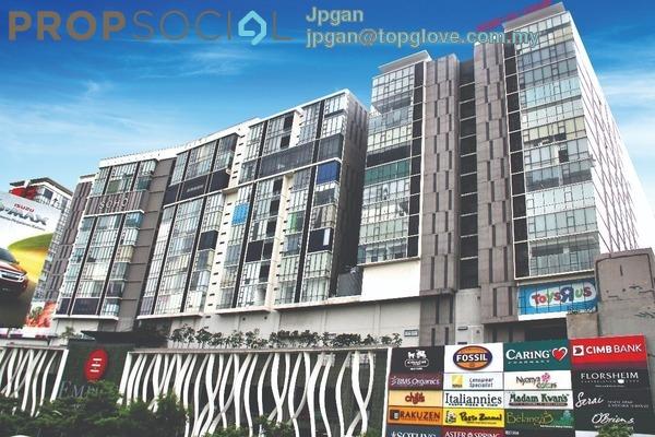 For Rent Office at Empire Subang, Subang Jaya Freehold Semi Furnished 0R/0B 11.9k