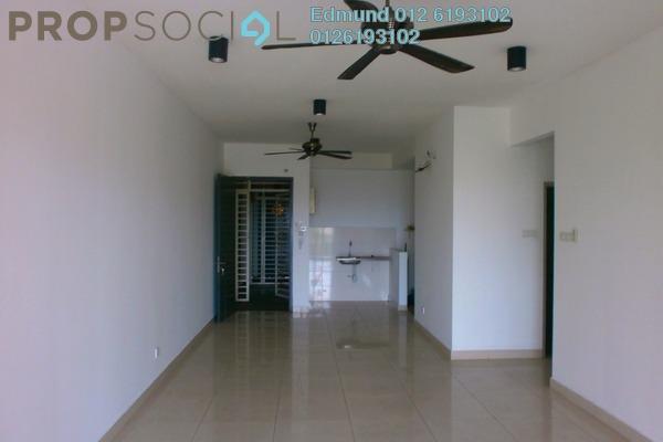 For Rent Condominium at Zenith Residences, Kelana Jaya Freehold Unfurnished 3R/2B 1.7k