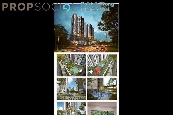 For Sale Serviced Residence at Plaza Kelana Jaya, Kelana Jaya Freehold Unfurnished 3R/2B 550k