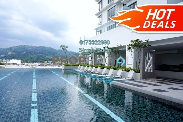 For Sale Condominium at You Residences @ You City, Batu 9 Cheras Freehold Fully Furnished 3R/2B 668k