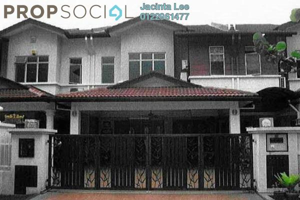 For Sale Superlink at Canal Gardens, Kota Kemuning Freehold Semi Furnished 4R/5B 932k