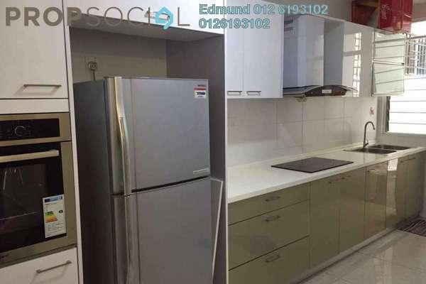 For Rent Condominium at Hijauan Saujana, Saujana Freehold Fully Furnished 3R/2B 2.3k