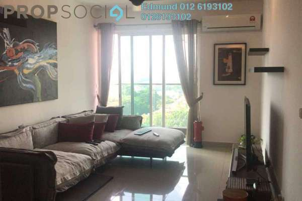 For Sale Condominium at Hijauan Saujana, Saujana Freehold Fully Furnished 3R/2B 780k