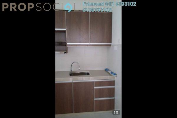 For Rent Condominium at Main Place Residence, UEP Subang Jaya Freehold Semi Furnished 2R/2B 1.2k