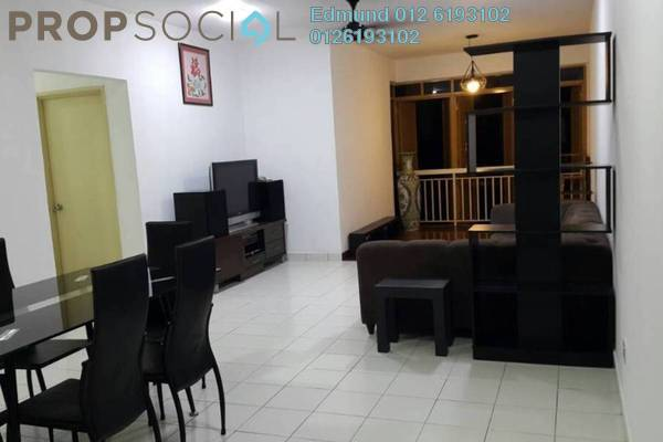 For Rent Condominium at Puncak Nusa Kelana, Ara Damansara Freehold Semi Furnished 3R/2B 1.9k