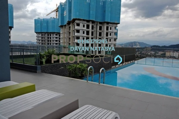 For Sale Duplex at 3 Towers, Ampang Hilir Freehold Semi Furnished 1R/2B 859k