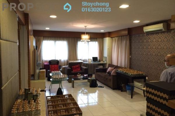 For Rent Condominium at Perdana Emerald, Damansara Perdana Freehold Fully Furnished 3R/2B 2.5k