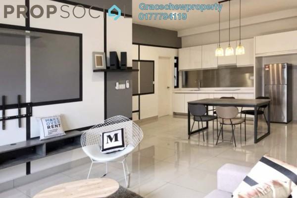 For Rent Condominium at The Meridin @ Medini, Medini Freehold Fully Furnished 3R/2B 2.38k