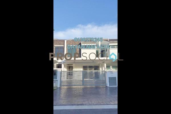 For Sale Terrace at Ceria Residences, Cyberjaya Freehold Semi Furnished 5R/5B 900k