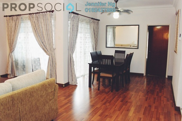 For Rent Condominium at Andalucia, Pantai Freehold Fully Furnished 2R/2B 3.1k