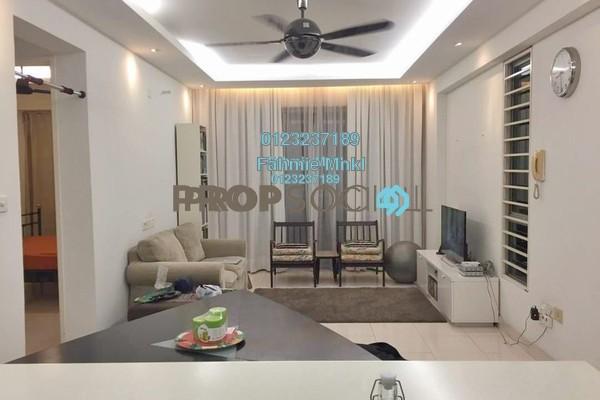For Rent Condominium at Perdana Emerald, Damansara Perdana Freehold Fully Furnished 3R/2B 2.55k