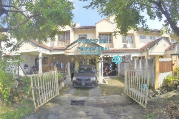For Sale Terrace at Bandar Puncak Alam, Kuala Selangor Freehold Unfurnished 3R/3B 310k