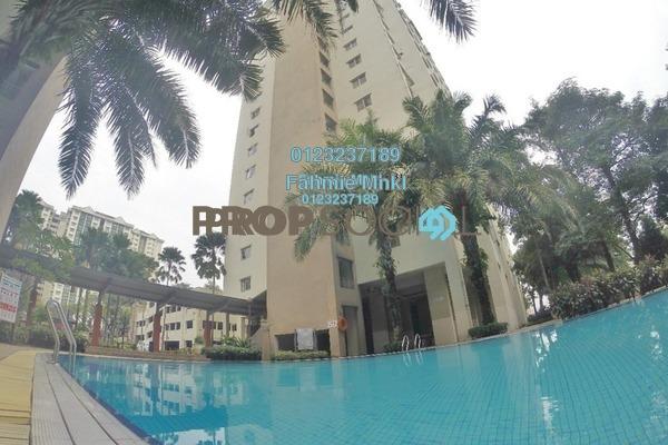 For Rent Condominium at Danau Murni, Taman Desa Freehold Fully Furnished 3R/2B 1.3k