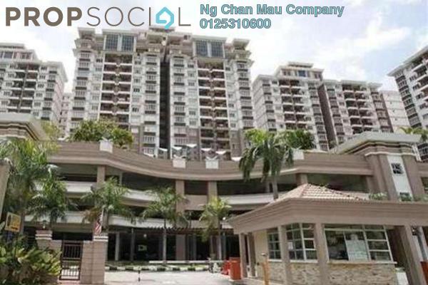 For Sale Condominium at Ampang Boulevard, Ampang Freehold Semi Furnished 0R/0B 414k