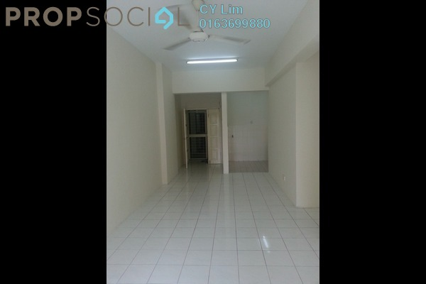 For Sale Apartment at Jalil Damai, Bukit Jalil Freehold Unfurnished 3R/2B 500k