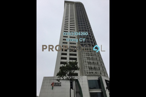 For Rent Office at One Mont Kiara, Mont Kiara Freehold Fully Furnished 0R/0B 1.8千