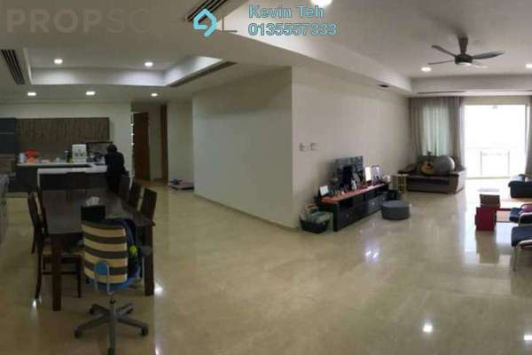 For Sale Condominium at 28 Mont Kiara, Mont Kiara Freehold Fully Furnished 4R/4B 2.45m