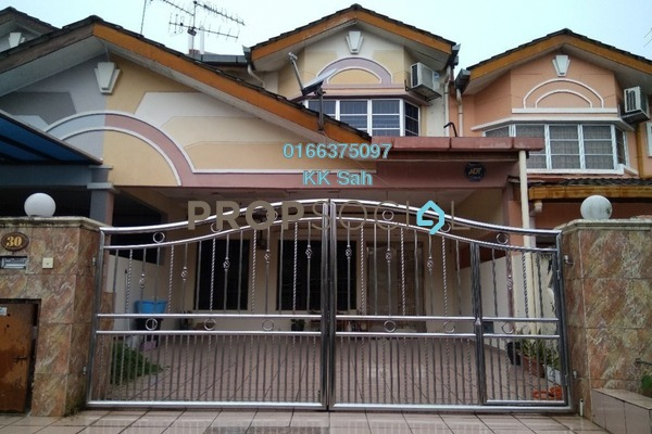 For Sale Terrace at Taman Desa Mewah, Semenyih Freehold Semi Furnished 4R/3B 498k